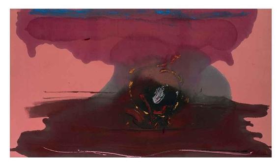 Harbinger, 1986 - Helen Frankenthaler