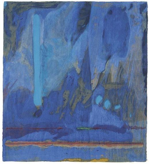 Tales of Genji III, 1998 - Helen Frankenthaler