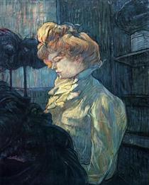 The Milliner - Henri de Toulouse-Lautrec