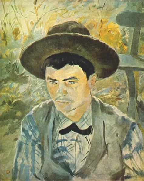 Young Routy, 1882 - Henri de Toulouse-Lautrec