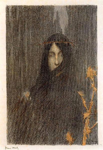 The Silence - Henri Martin