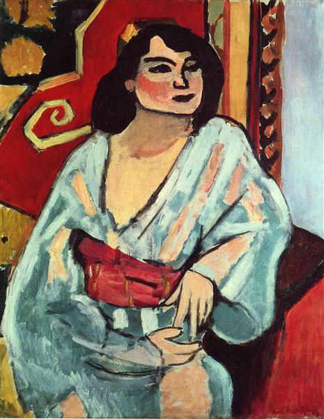 Fauvism and Goldfish by Henri Matisse - YouTube
