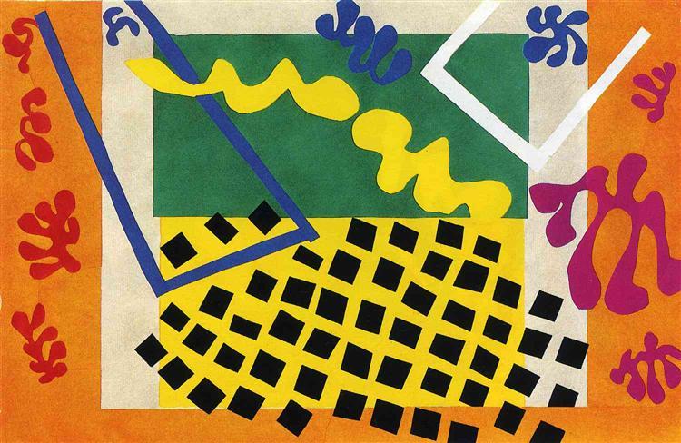 Codomas, 1943 - Henri Matisse