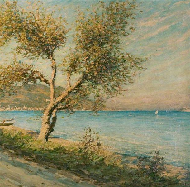 The Mulberry Tree - Henry Herbert La Thangue
