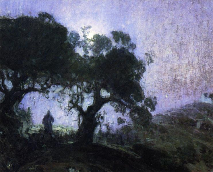 The Good Shepherd, 1903 - Henry Ossawa Tanner