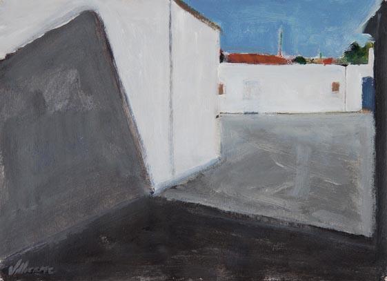 Courtyard - Henry Villierme