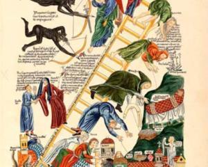 Jacob's Ladder - Herrad of Landsberg