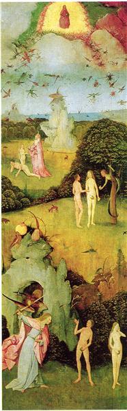 Haywain (detail), c.1516 - Hieronymus Bosch