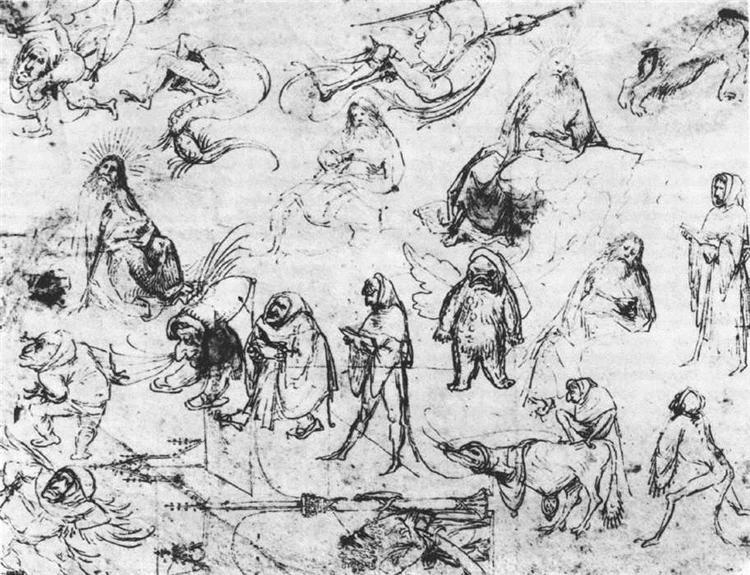 Studies - Hieronymus Bosch