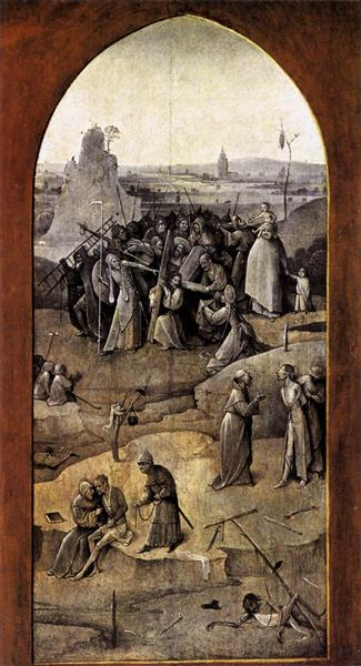 Triptych of Temptation of St Anthony, 1505 - 1506 - Hieronymus Bosch