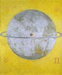 The Dove, Nr. 12 - Hilma af Klint