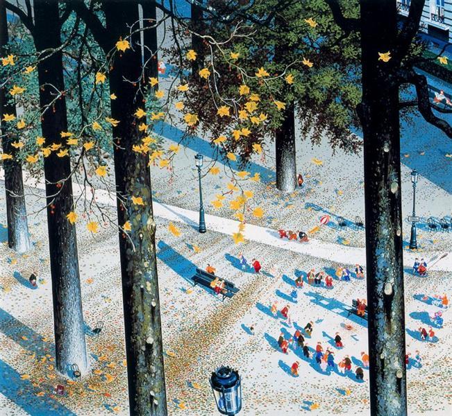 Poet, 1984 - Hiro Yamagata