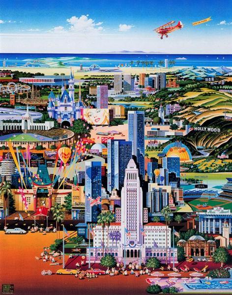 L.A.-s the Place - Hiro Yamagata