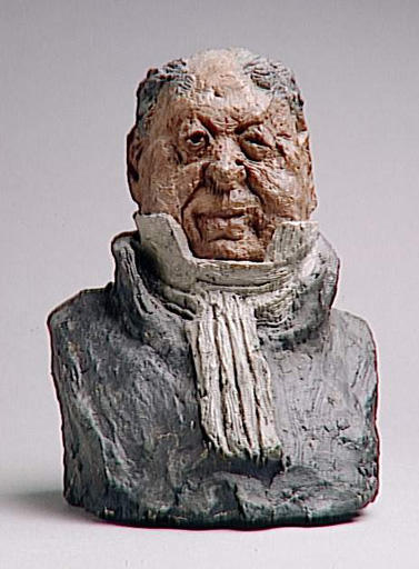 Alexandre Lecomte, Magistrate, 1832 - Honore Daumier