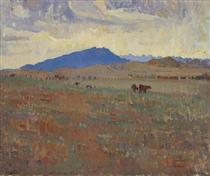 Hawker, Flinders Ranges - Horace Trenerry