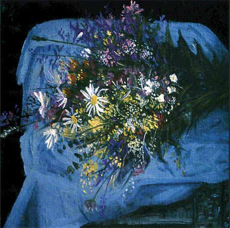 Flowers, 1978 - Horia Bernea