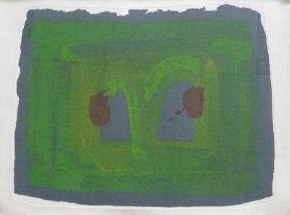 Lotus, 1980 - Howard Hodgkin
