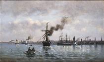 Port of Copenhagen - Ioannis Altamouras