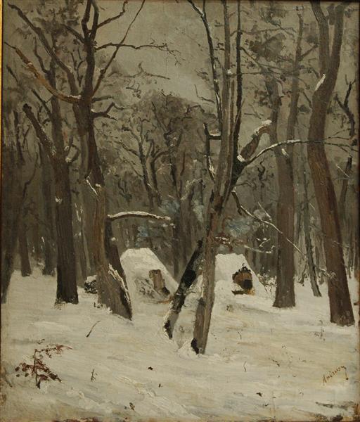O Inverno - Ion Andreescu