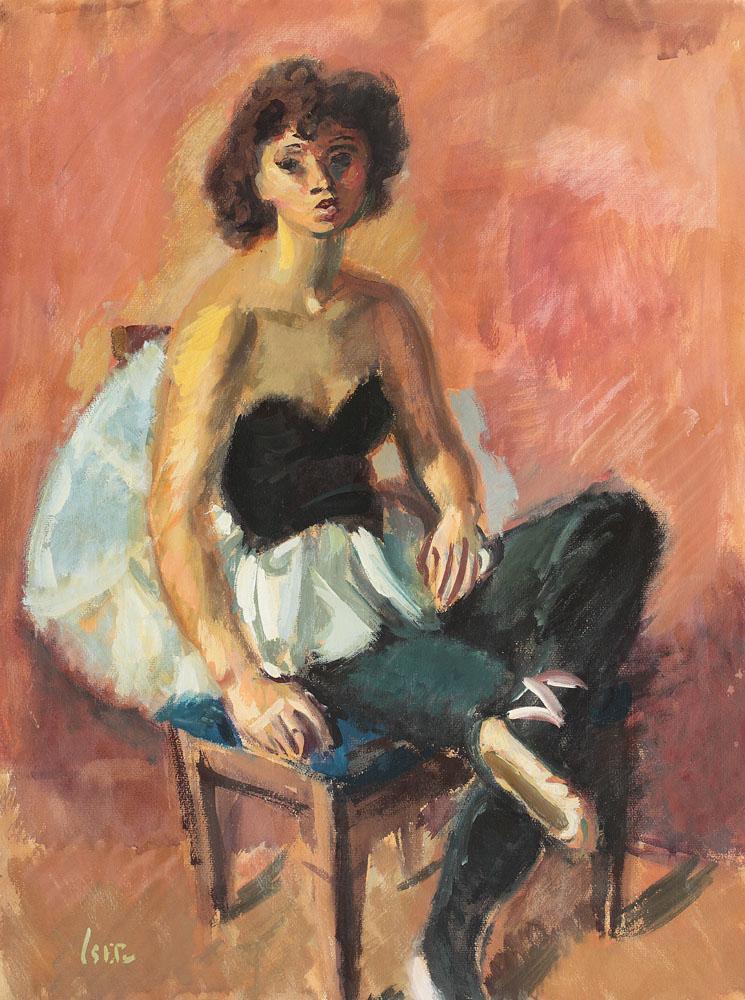 Ballerina, 1930