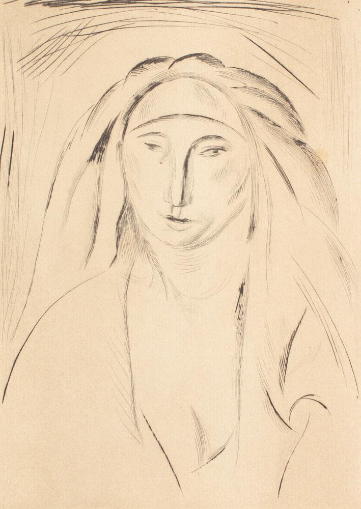 Odalisque, 1926