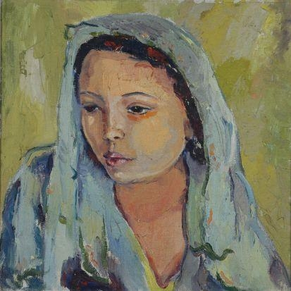 Irma Stern The Hunt The Bride Irma Stern
