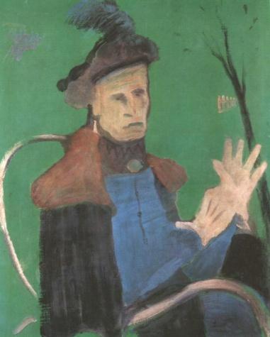 Portrait of Countess G. Z., 1931 - Istvan Farkas