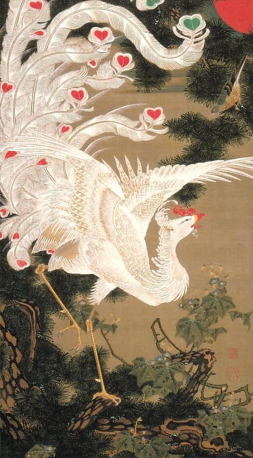 Rōsyō hakuhō-zu