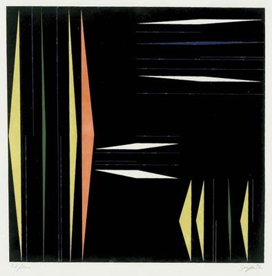 Composição, 1970 - Ivan Serpa