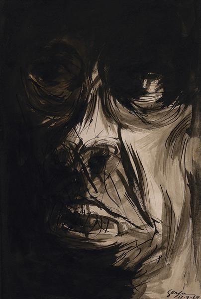 Figura (Fase Negra), 1964 - Айван Серпа
