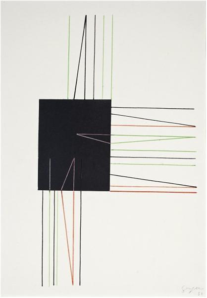 Untitled, 1953 - Ivan Serpa