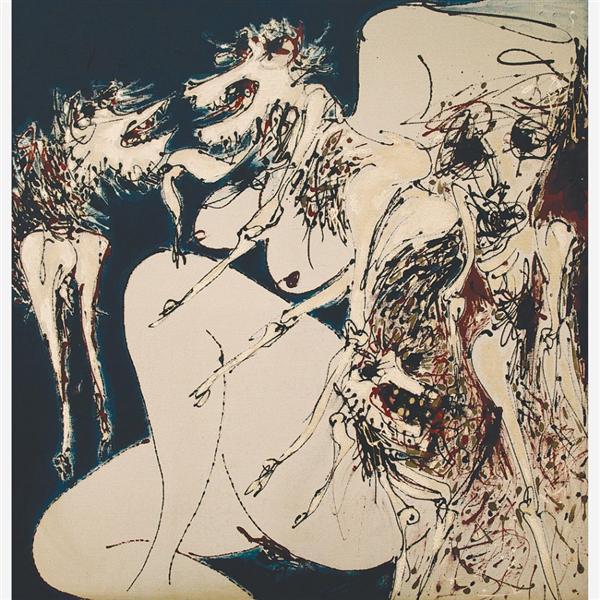 Untitled, 1965 - Ivan Serpa