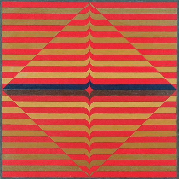Untitled, 1970 - Ivan Serpa