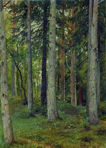 Forest - Іван Шишкін