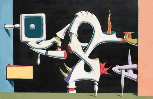 L'agression mental, 1993 - Ivan Tovar