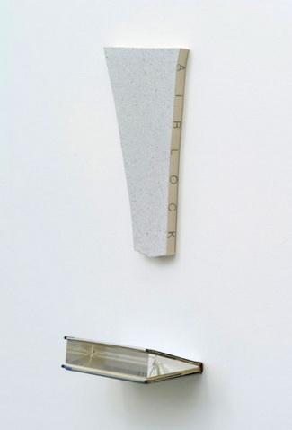 Airlock, 2013 - Jacob Kassay