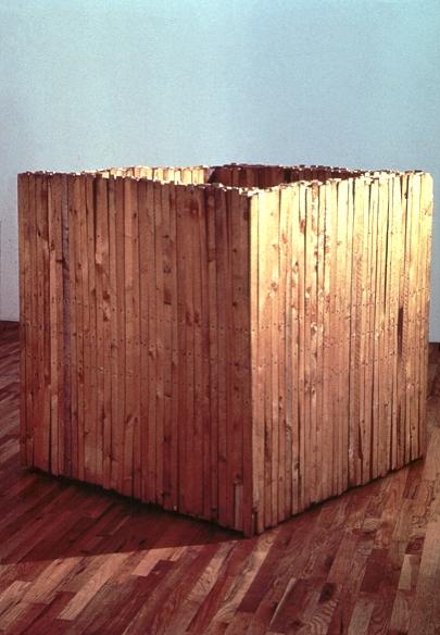 Fence Piece, 1970 - Jacqueline Winsor