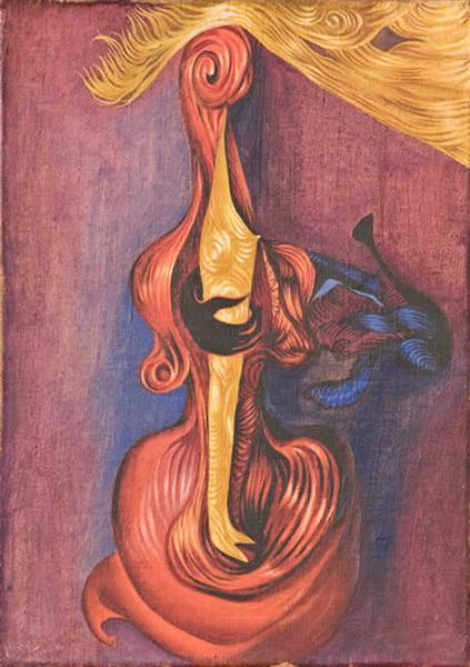 Pretty Blonde, 1938 - Jacques Hérold