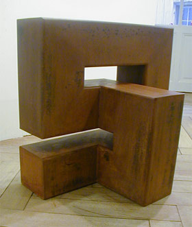 Stahlbau  VHP 200, 2001 - James Licini