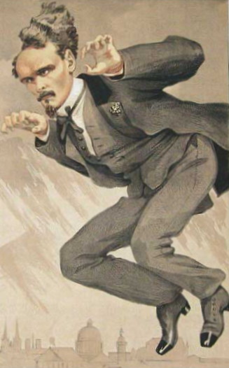 Men of the Day No.4, The mob rule (Henri Rochefort) - James Tissot