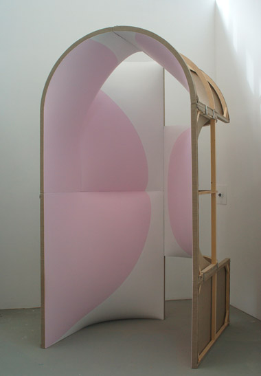 Pointless Pink House of Art, 2011 - Jan Maarten Voskuil