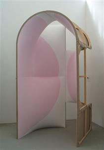 Pointless Pink House of Art - Jan Maarten Voskuil