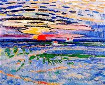 Sunrise - Jan Sluyters