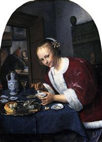 Jan Steen - 131 paintings - WikiArt org