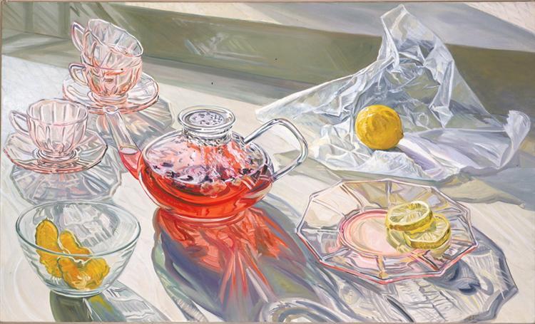 Herb Tea, 1995 - Джанет Фиш