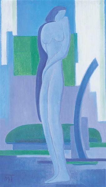 Calling, 1928 - Janos Mattis-Teutsch