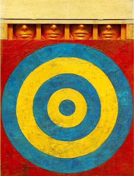 Target, 1955 - Jasper Johns
