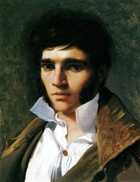 Paul Lemoyne, 1810 - Jean Auguste Dominique Ingres