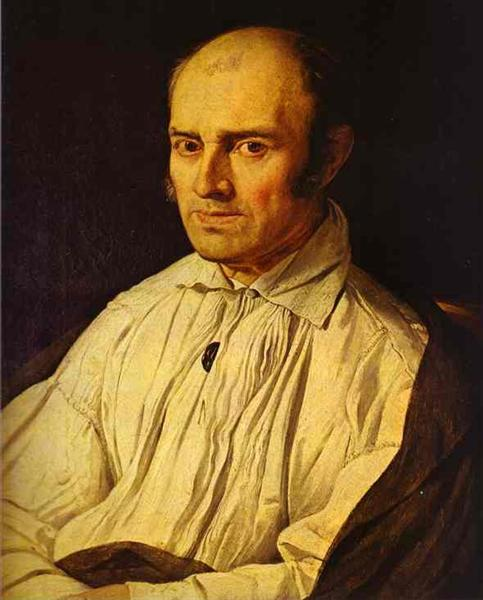 Portrait of Frédéric Desmarais, 1805 - Jean-Auguste Dominique Ingres
