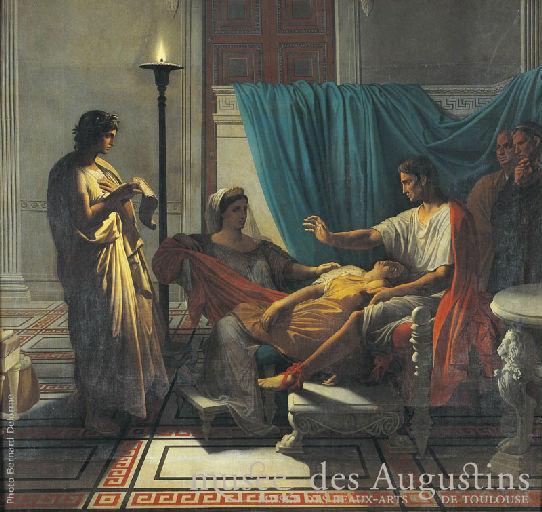 Tu Marcellus Eris, 1811 - 1820 - Jean Auguste Dominique Ingres